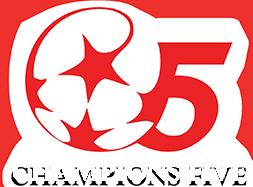 Logo du Champions Five Complexe Sportif à Bourgoin